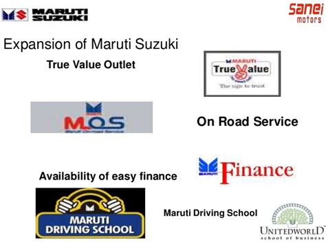 In Maruti For Mba Fresher by Promotions Events And Survey On Individual Perception On