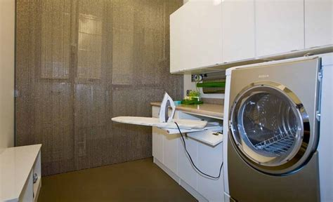Ironing Board Cabinet Extensions For Organized Laundry Rooms Laundry Ironing Board