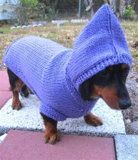 knitting for greyhounds hoodie knit hoodie daschund sweater whippet