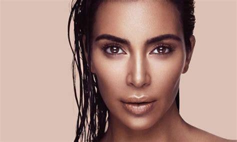 Doble De Kim Kardashian Llama La Atencin De Sus Fans Con   kim kardashian llama la atenci 243 n de sus seguidores al