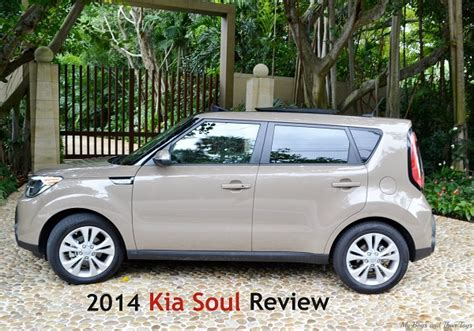Kia Soul Reviews 2014 2014 Kia Soul Review My Boys And Their Toys