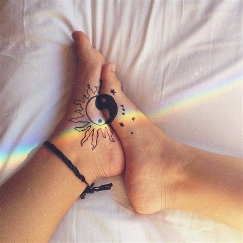 finger tattoo ying yang yin yang tattoo art that remains forever pinterest