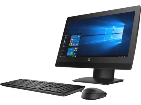 Hp One hp proone 400 g3 20 inch all in one pc customizable