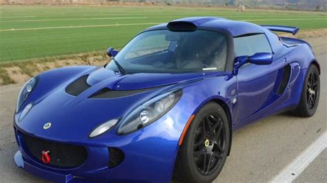 2008 Lotus Exige For Sale 2008 Lotus Exige S240 For Sale 56 000 Price Reduced