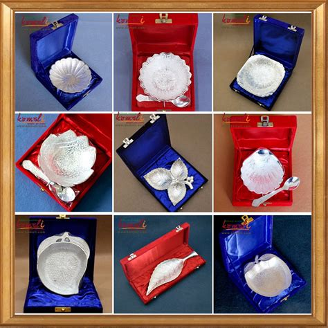 gift ideas india silver plated indian wedding return gift gifts for guests