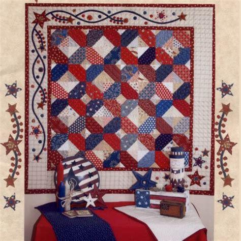 Patriotic Quilts Patriotic Quilt 4th Of July