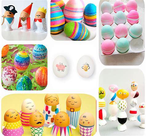 decorar huevos 7 ideas para decorar huevos de pascua pequeocio