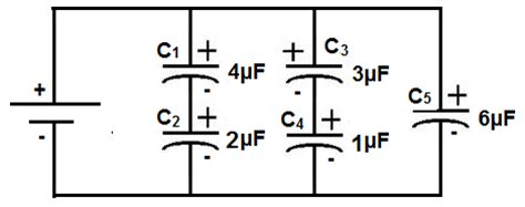 do you add capacitors in series capacitors in series and in parallel