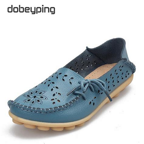 aliexpress buy s casual shoes genuine leather