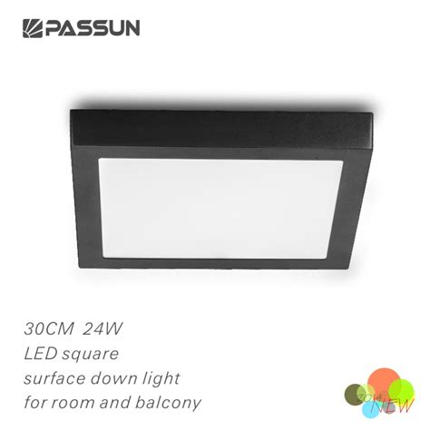used led lights home decoration surface mounted led panel light for