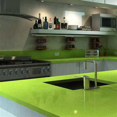 green worktops for kitchens masters help you get tutti frutti with your kitchen