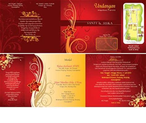 desain undangan pernikahan elegan vektor katalog dan harga undangan pernikahan undangan perkahwinan