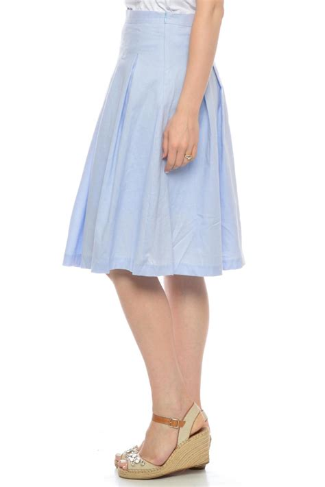 light blue pleated dress light blue pleated skirt jill dress
