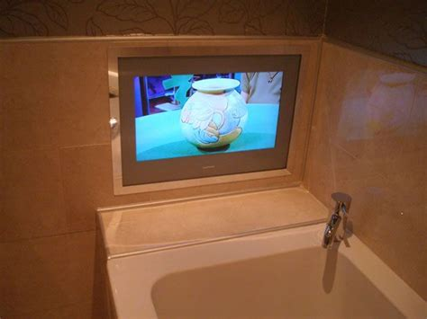 bathroom tv ideas best 25 bathroom tvs ideas on tvs for