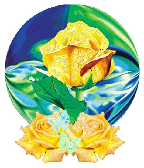 imagenes de flores que brillan recados de rosas amarelas 2