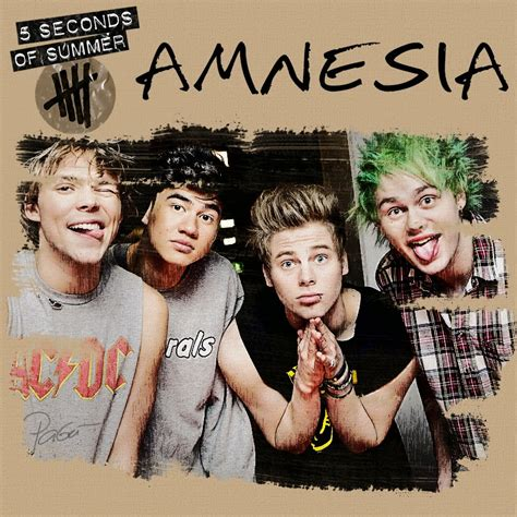 5 seconds of summer amnesia lyrics 5 seconds of summer amnesia lyrics music