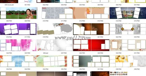 layout photo book photoshop photoshop backgrounds complete photo book design with