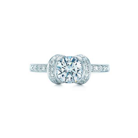 brilliant ribbon ring engagement rings co
