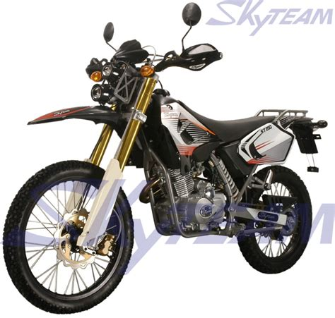 Monoshock Klx 150 Merk Answer skyteam 250cc 4 stroke enduro trail bike motorcycle eec
