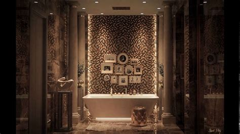 modern moroccan bathroom design youtube