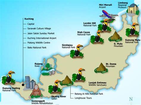 maps malaysia   nutshell