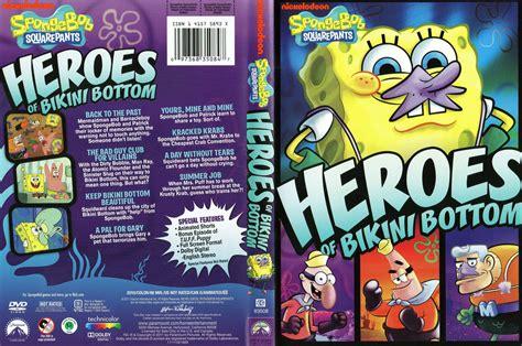 Heroes Of The Battlenet Backup Dvd covers box sk spongebob squarepants heroes of bottom 2011 high quality dvd