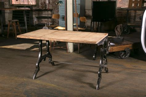 Vintage Industrial Desks by Vintage Industrial Desk Get Back Inc