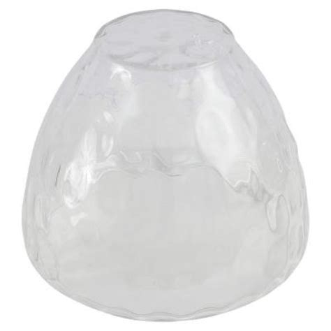 replacement glass bowl for abercorn 52 in indoor outdoor