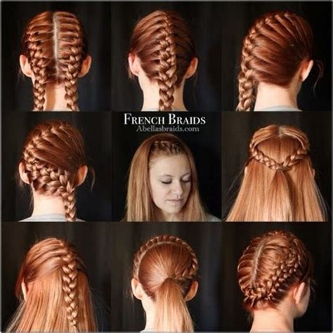 different ways to braid hair to sew in weave different ways of braiding hair