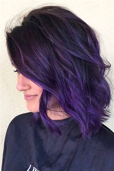violet hair color best 25 purple hair ideas on violet hair