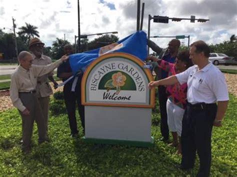 Biscayne Gardens Elementary by Miami Dade County District 2 News Release