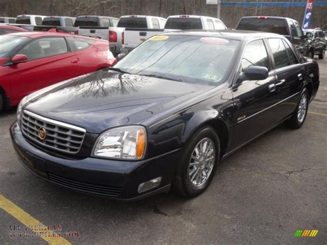 2003 Cadillac Dhs by 2003 Cadillac Dhs In Blue Onyx 173957 All