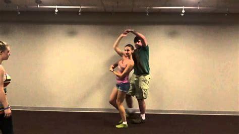 swing dance pretzel pretzel dance move youtube