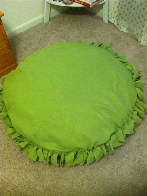 No Sew Floor Pillow For Baby by 17 Best Images About Tye Blankets On No Sew