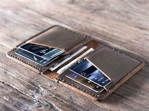 Best Gift Cards For Men - men s slim wallet slim wallets best designs gifts for men