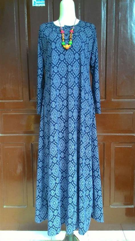 Gamis Murah Baju Muslim Wanita Gamis Syar I Dress Maxi Lemon Skin Ct gamis syar i baju wanita