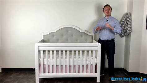 Pali April Crib by Pali Cristallo Convertible Crib Collection