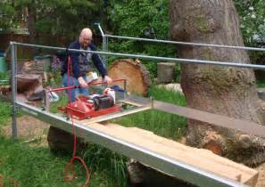 The Cider Barn Portable Sawmill Woodland Forum At Permies