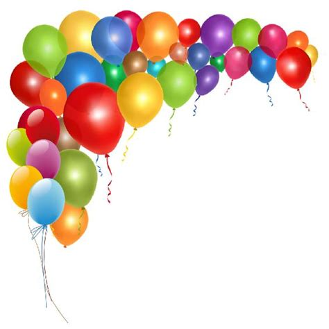 Free birthday balloons clip art pictures clipartix