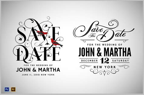 22 Save The Date Templates Editable Psd Ai Format Download Free Premium Templates Save The Date Design Template