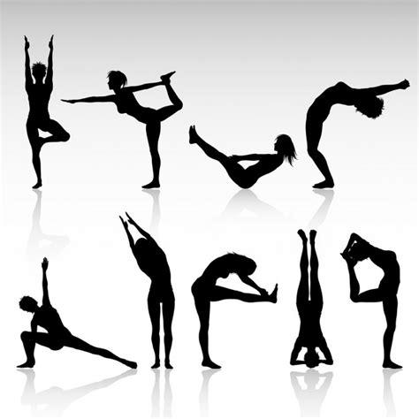 imagenes yoga vector pilates fotos y vectores gratis