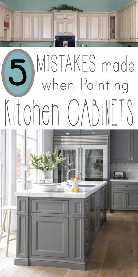 tips on painting kitchen cabinets 25 best ideas about painted kitchen cabinets on pinterest