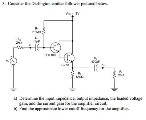 darlington transistor circuit analysis darlington transistor analysis 28 images lessons in electric circuits volume iii