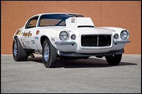 1970 Camaro Grumpys Racer grumpy jenkins 1970 camaro to auction dragzine