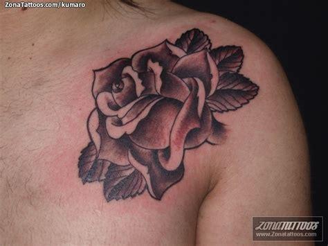 imagenes de flores sombreadas rosas sombreadas tattoo