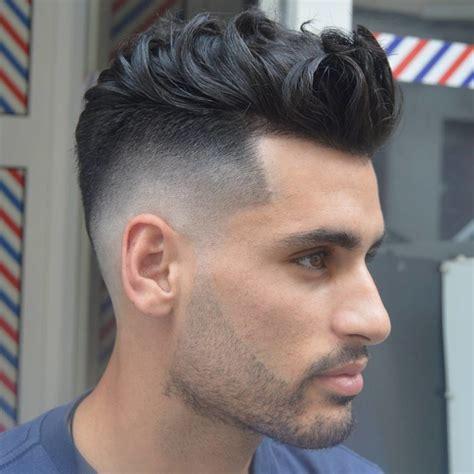 cortes de pelo hombres degradado completo 49 frescos cortes de pelo corto para los hombres en el 2018