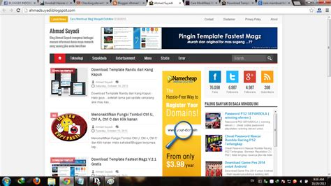 membuat online shop di blogspot cara membuat widget follower blog valid html5