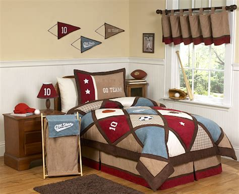 sports twin bedding brown red sports bedding 4pc twin comforter set all star diamond