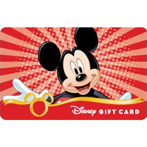 Sea World Gift Cards - your wdw store disney collectible gift card fab 5 bam mickey