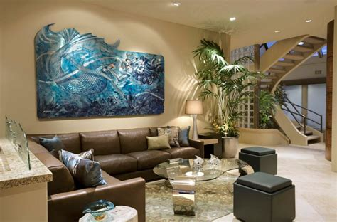 Living Room Show Pieces by 40 Pieces Of Mermaid Decor That Will You And Your Home Swooning